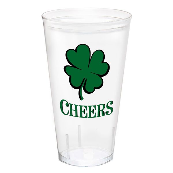 St Patrick's Cheers Plastic Cup
